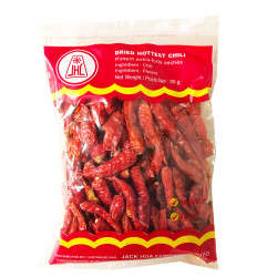 Dried Hottest Chili - 80g