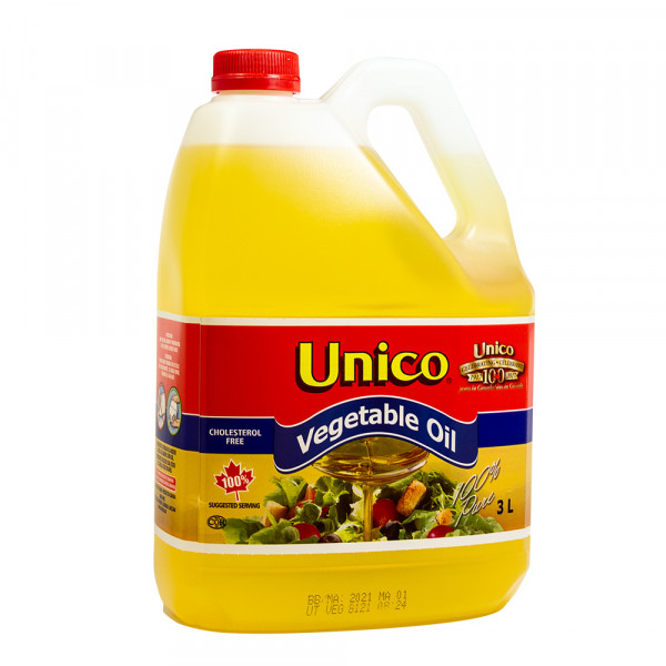 Unico Vegetable Oil - 1.8 L