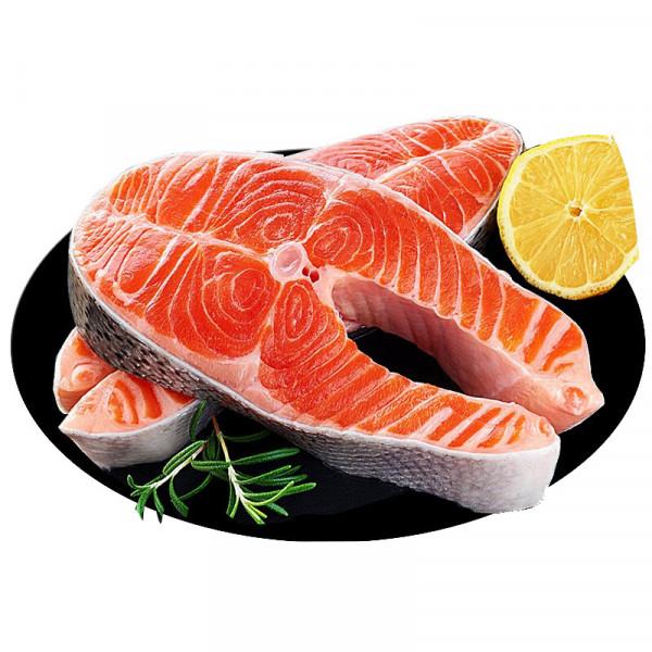 Fresh Salmons Steaks ~PCs