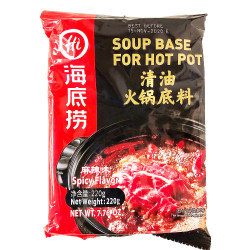 Hi Soup Base For Hot Pot - 220g