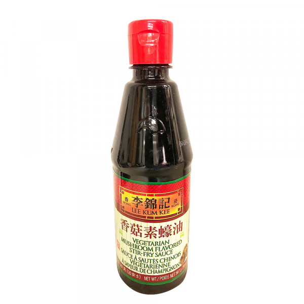 LKK Vegetarian Mushroom Flavored Stir-Fry Sauce  - 567g