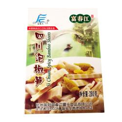 FuChunJiang Si Chuan Spicy Bamboo Shoots - 280g