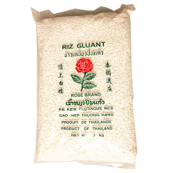 Rose Brand Pin Kiew Glutinous Rice - 2kg/8kg