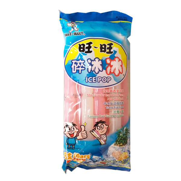 WANT-WANT ICE POP - 8UN/BAG