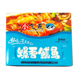 XiaoFeiYan Spicy Squid - 12g*20/Box