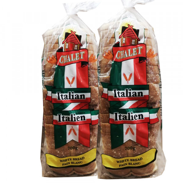 Italian white bread - 700g