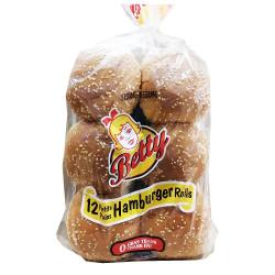 Hamburger Roll - 12PCs