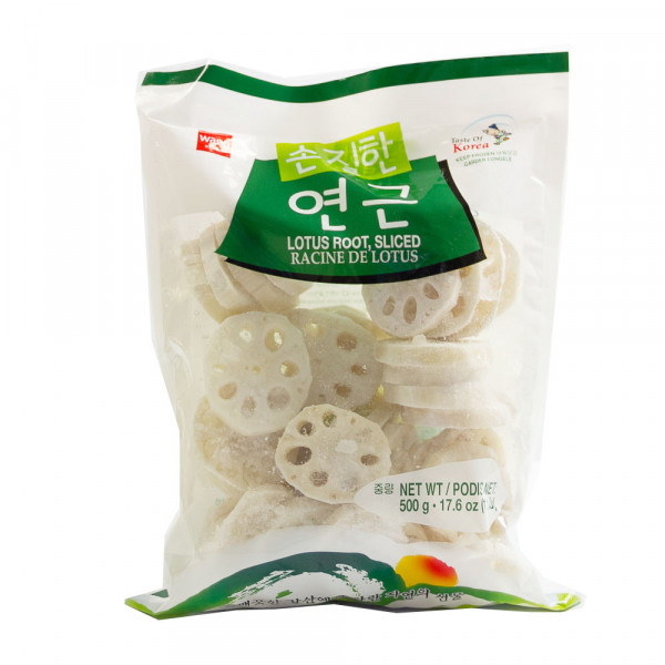 Sliced Lotus Root - 500 g