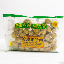 Frozen Peeled Chestnut 1lb