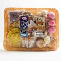 Oden Assorted Fish Cakes with Soup Base - 579 g