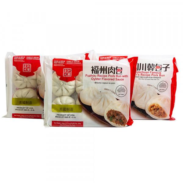 Szechuan Famous Han's recipe Pork Bun 390g