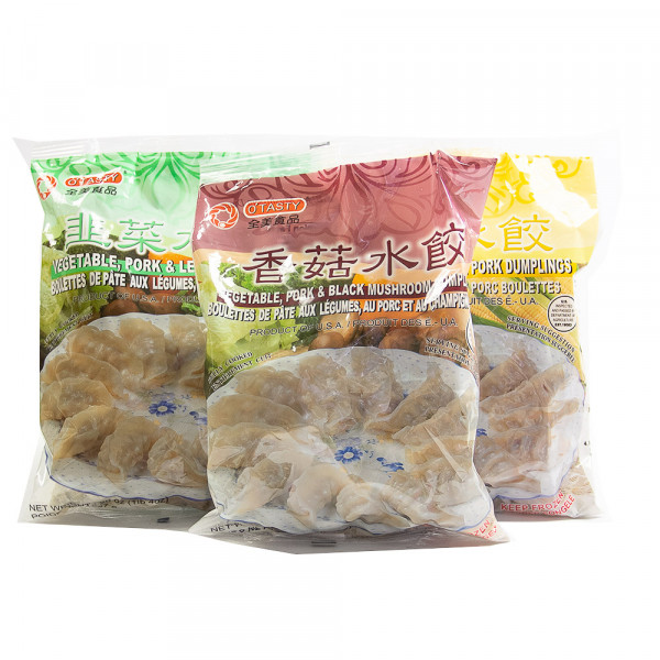 Vegetable and Chicken Dumplings 567g