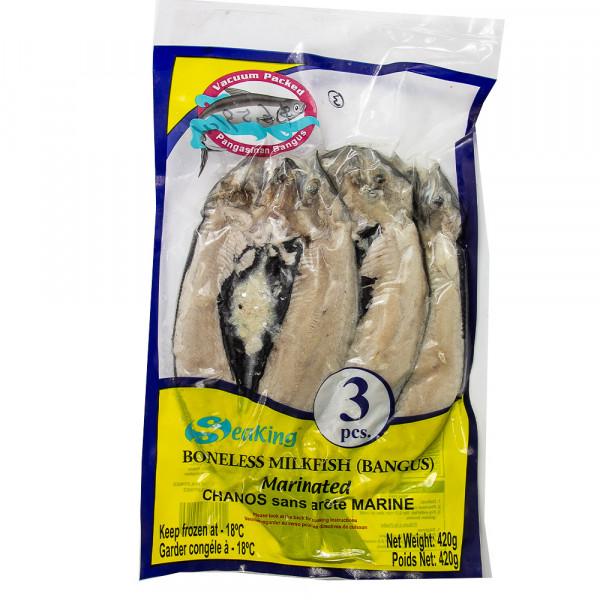 Boneless Milkfish Marinated 420g