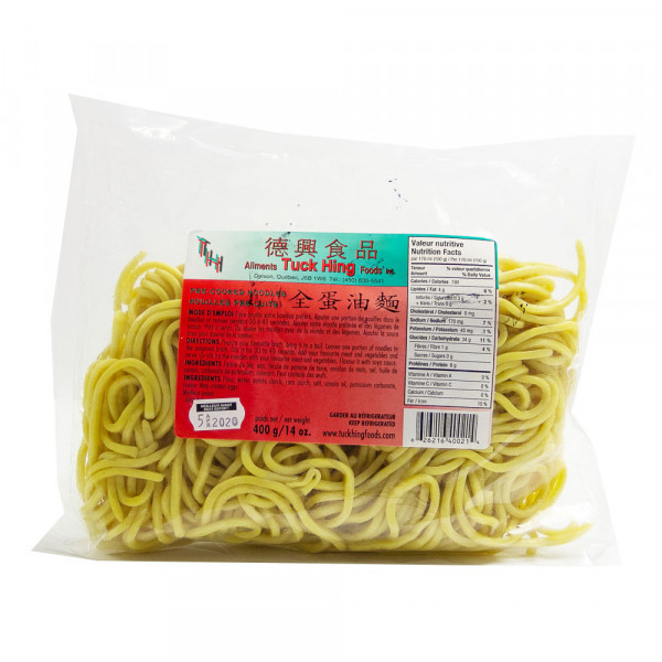 Pre-Cooked Noodles - 400 g