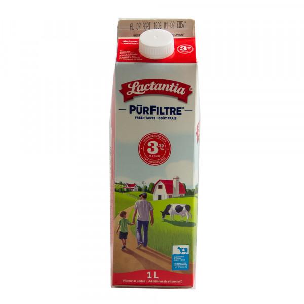 3.25% Lactantia Milk - 1 L