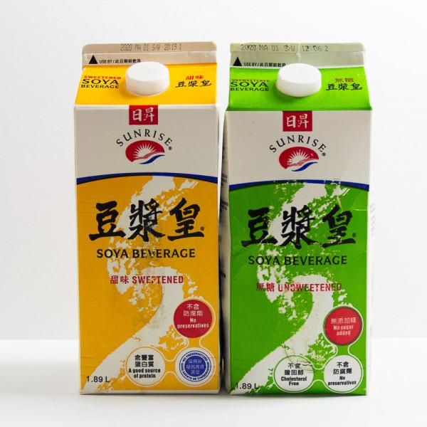 Soya Beverage - 1.89 L