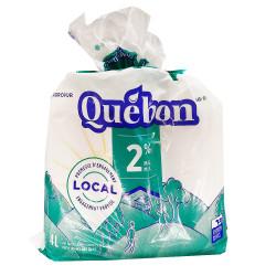2% Québon Milk - 4 L