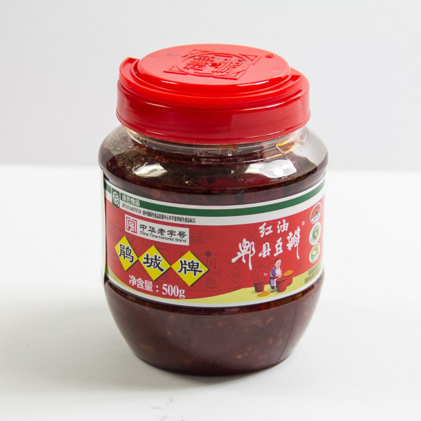 Broad Bean Sauce With Chili Oil 500-900g