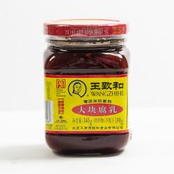 WangZhiHe Preserved Red Bean Curd 340g