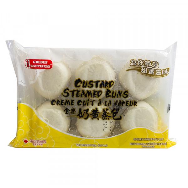 Custard Steamed Buns 300g