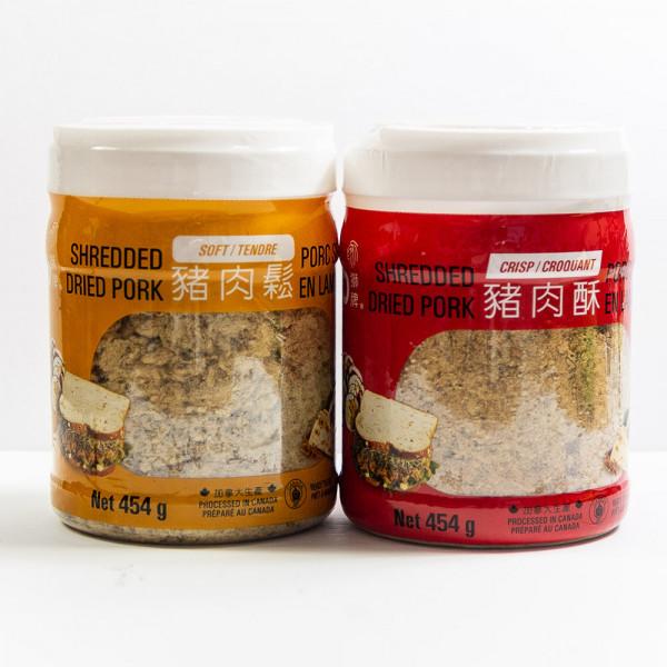 Shredded Dried Pork - 454 g