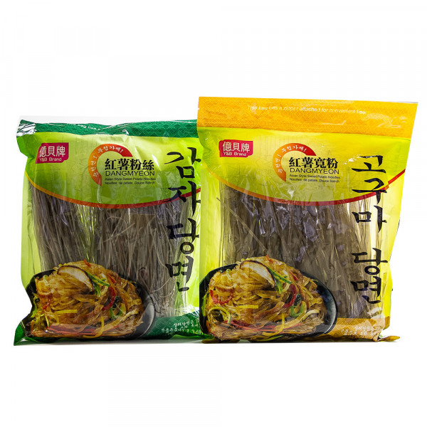 Asian Style Sweet Potato Noodles DangMyeon - 1.34 lbs