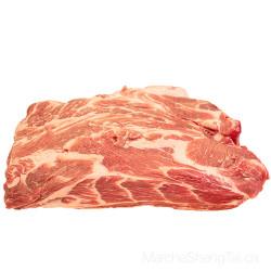 Boneless Pork shoulder Butt ~ 2lbs