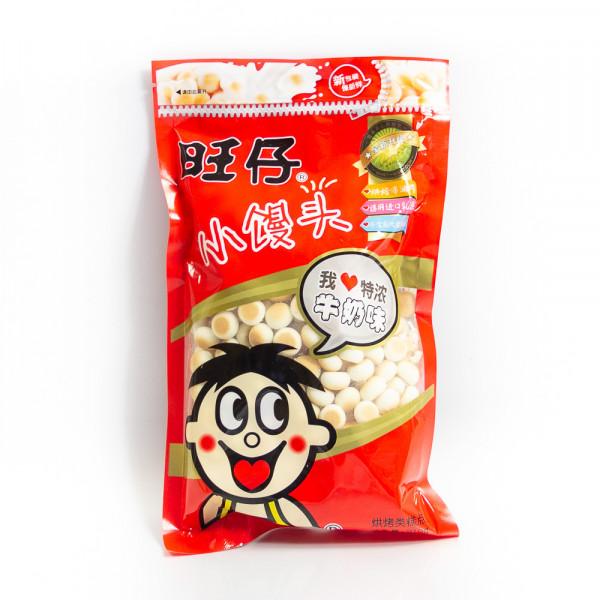 WANT-WANT Mini Milk Bun - 210 g