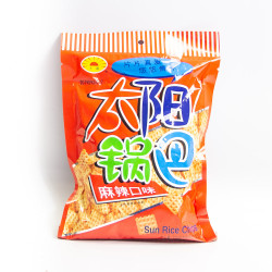Spicy Sun Rice Chips - 130 g