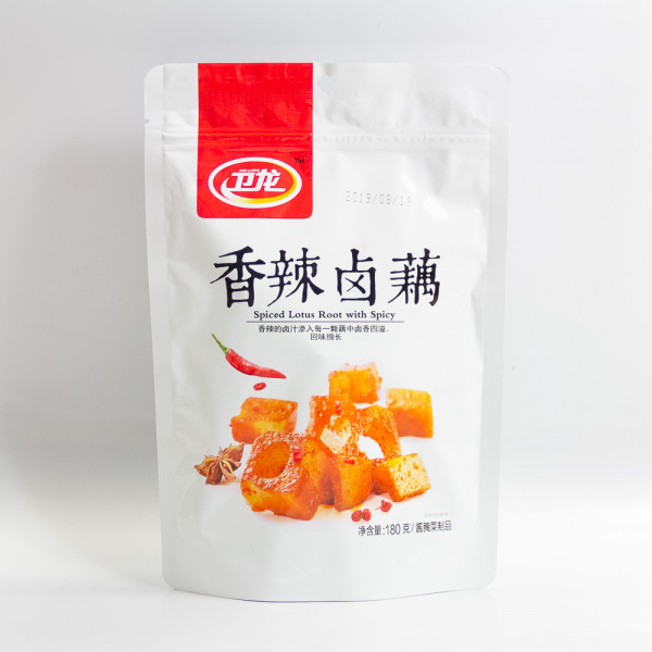 Spicy Lotus Root with spices 180g