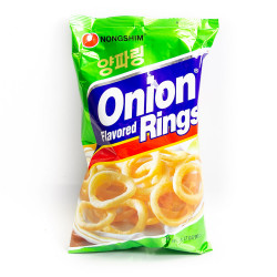 Onion Flavoured Rings - 90 g