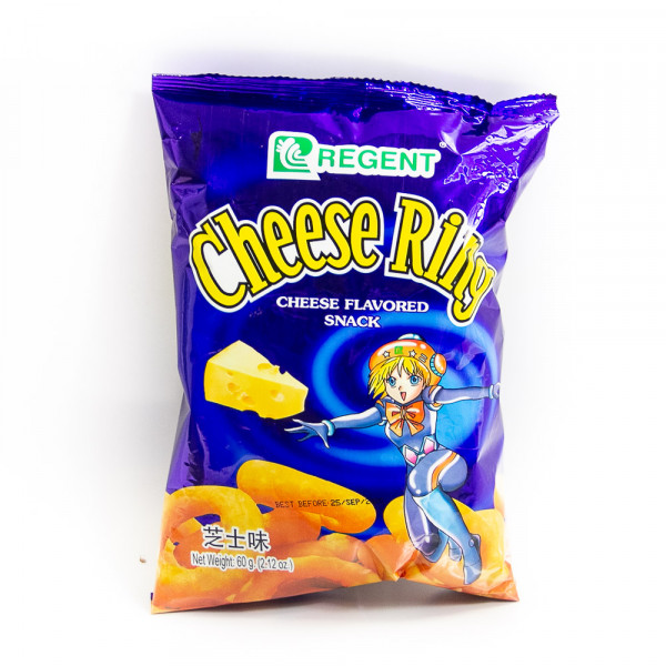 Cheese Ring Flavor Snack 60g