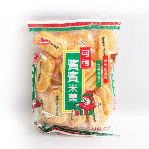 Bin-Bin Rice crackers 150g