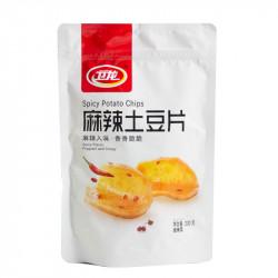 Spicy Potato Chips 200g