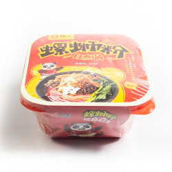 Spicy Instant Rice Noodles(Self-cooked) 215g