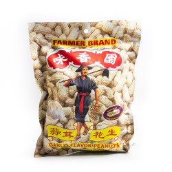 FARMER BRAND Garlic Flavored Peanuts 300g