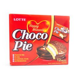 LOTTE Choco-pie Cacao 336g