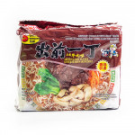 Instant Noodles with Soup Base - 100g x 5