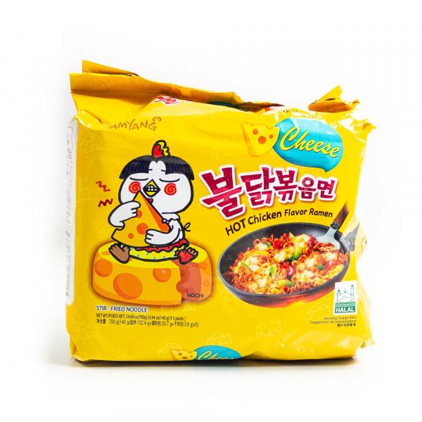 Hot Chicken Flavour Ramen - 700 g