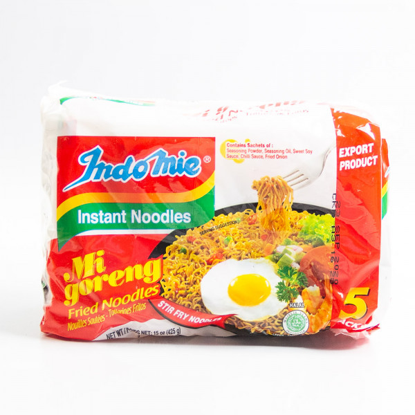 Indomie Instant Fried Noodles - 425 g
