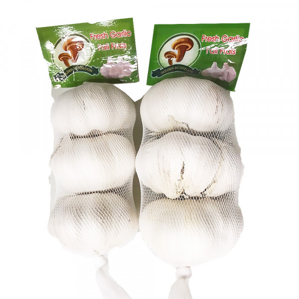 Fresh Garlic 3 PCs